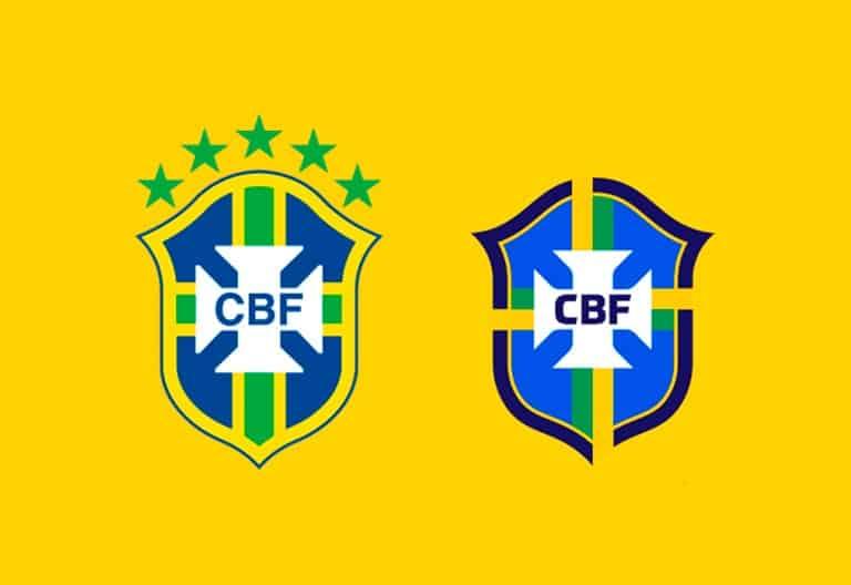 A Nova Identidade Visual da CBF - Mariane Mendes